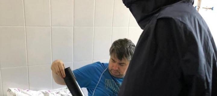 Будни ковид-госпиталя