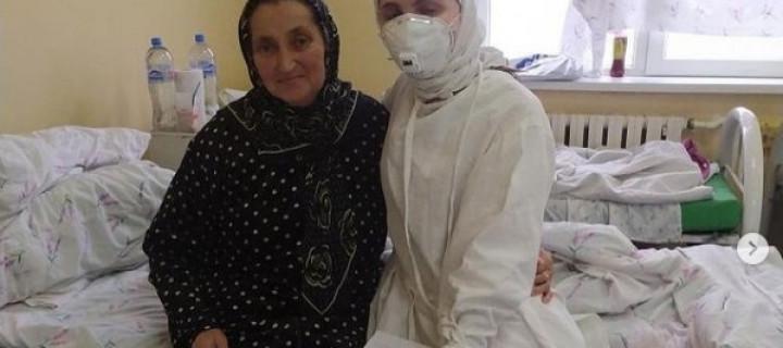 Пациенты ковид-госпиталя возвращаются к жизни