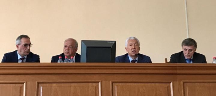 Врио Главы Дагестана Владимир Васильев своим указом назначил Джамалудина Гаджиибрагимова на должность министра здравоохранения Республики Дагестан.